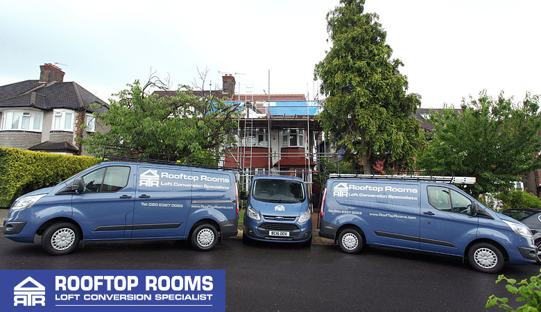 Rooftop Rooms loft conversion builders