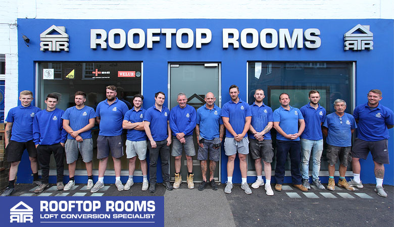 Rooftop Rooms in Enfield