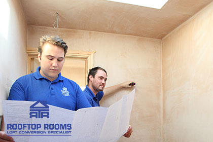 Building Regulations for loft conversions