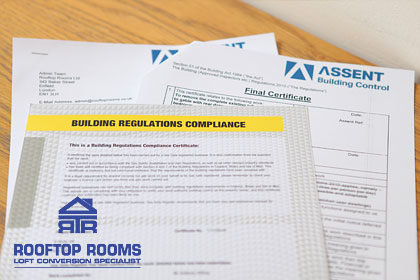 Building Regulations Compliance Certificates